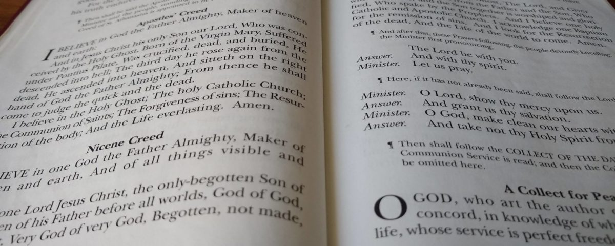 Old Prayer Books for Difficult Times